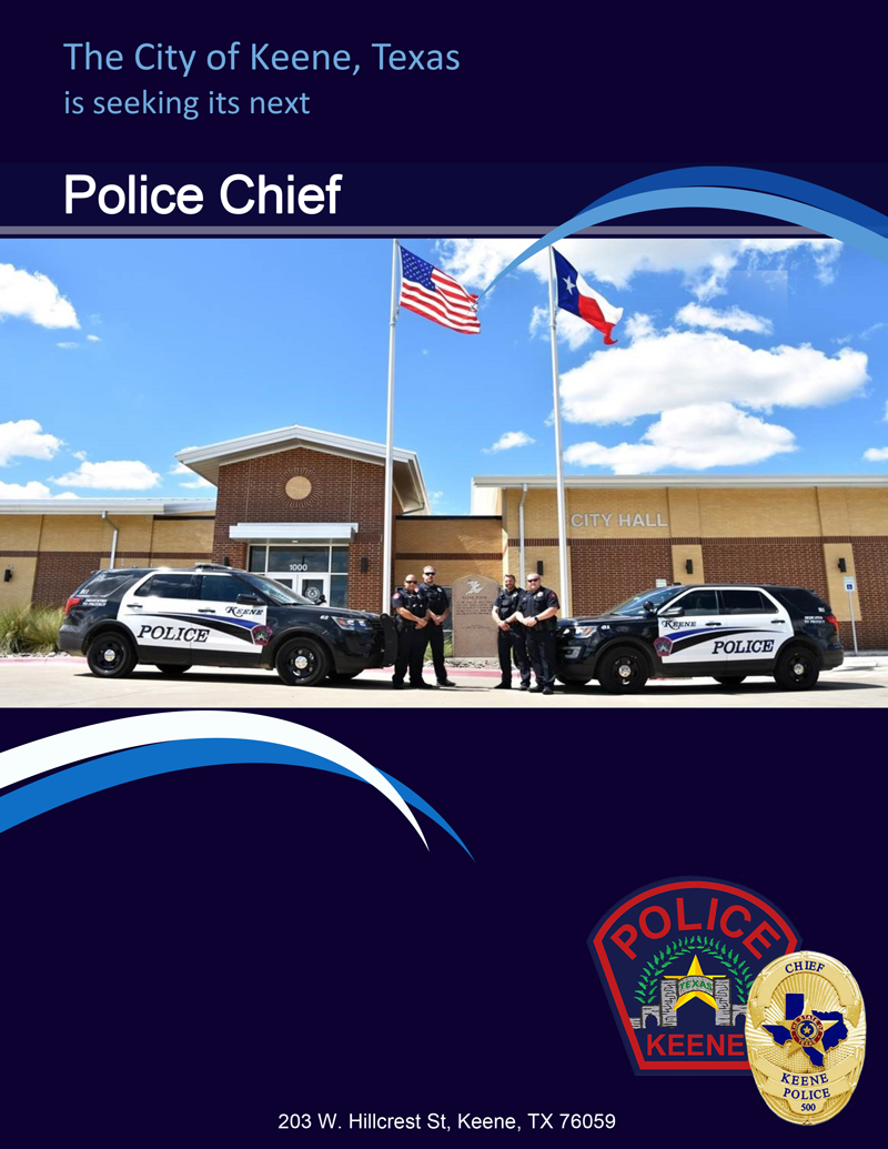 Chief-of-Police-Keene-Brochure-Cover